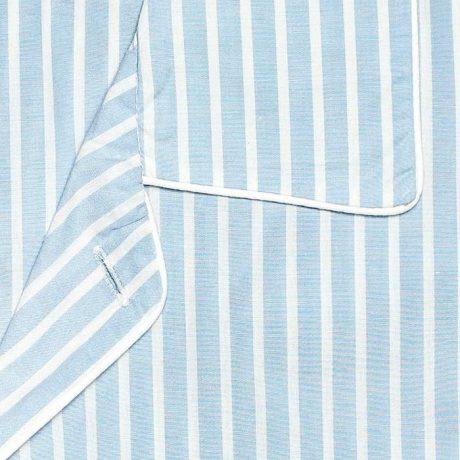 Mens Light Blue Classic Pyjamas