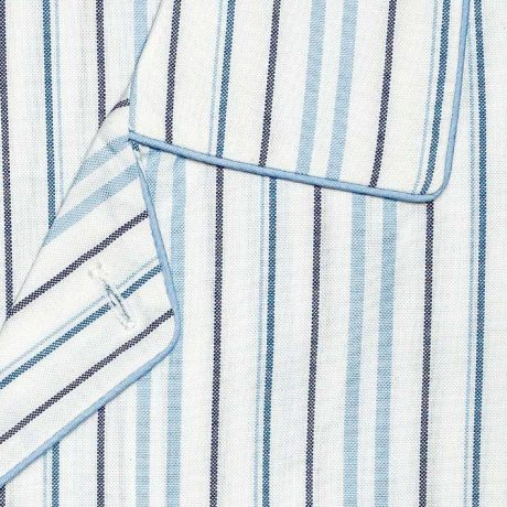 Mens Light & Dark Blue Pyjamas