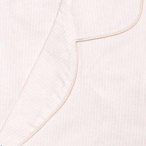 Womens Light Pink Stripe Pyjamas