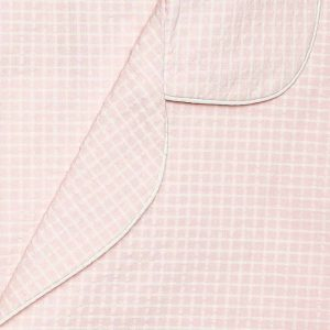 Womens Pale Pink Pyjamas