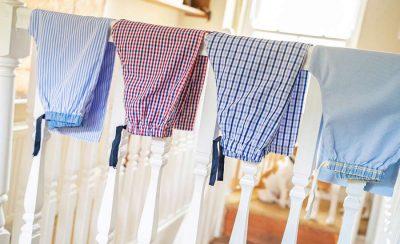 Boys Traditional Pyjamas