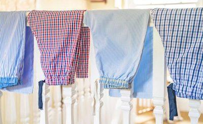 Boys Brushed Cotton Pyjamas